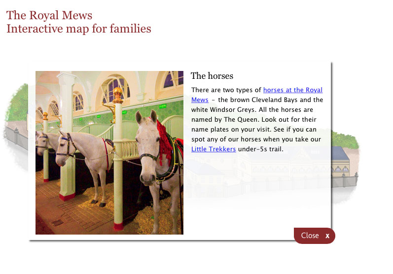 The Royal Mews Visitor Information