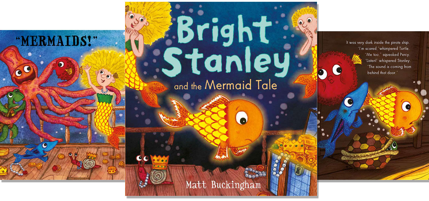 Bright Stanley Children's Picture Book
