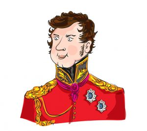 Museum Illustrator George IV