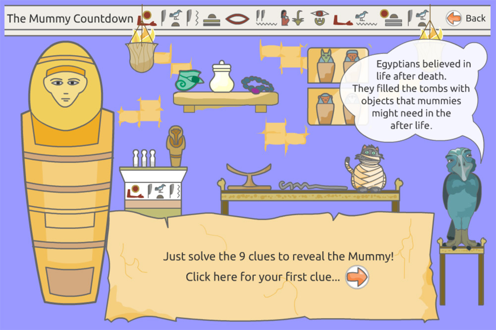 Egyptian Learning Resource