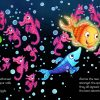 Children's story book about fish