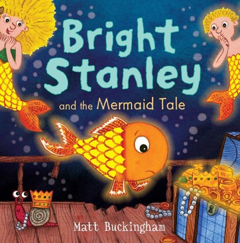 Bright Stanley and the Mermaid Tale Picture Book – Signed Limited Edition
