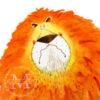 Grumpy Lion Fine art print