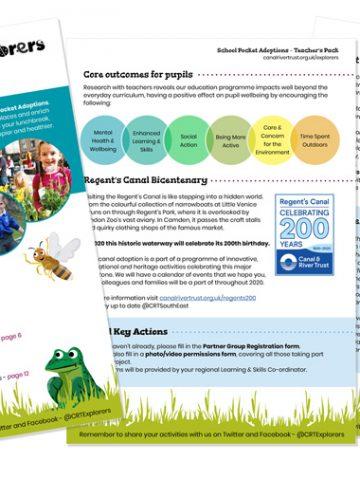 Educational resource design
