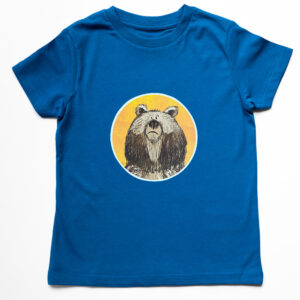 Kids Organic Bear T-shirt