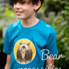 Children's Organic Bear T-shirt
