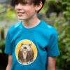 Kids Organic Bear T-shirt