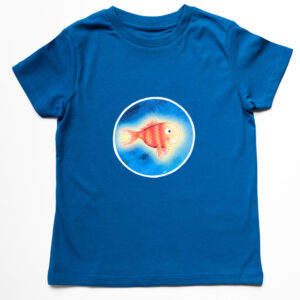 Organic Children's Fish T-shirt