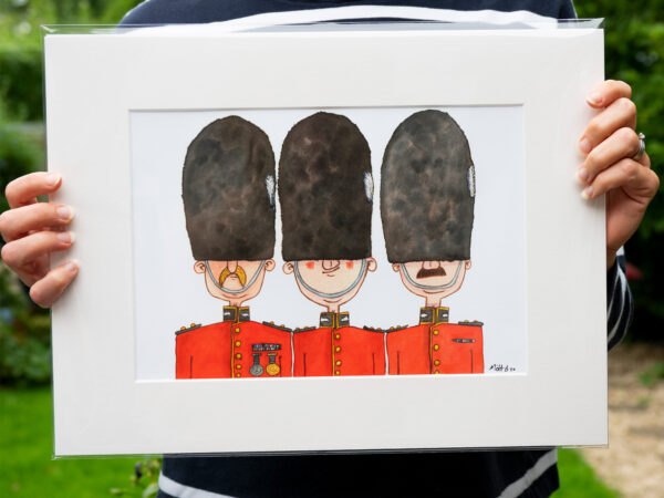 Grenadier Guards Artwork