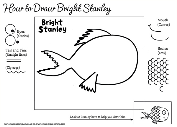 How to Draw Bright Stanley