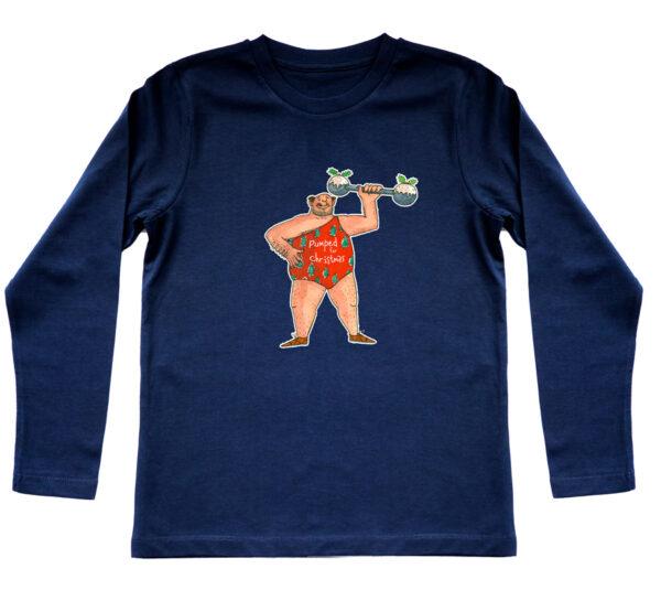 Christmas Kids long-sleeved T-shirt