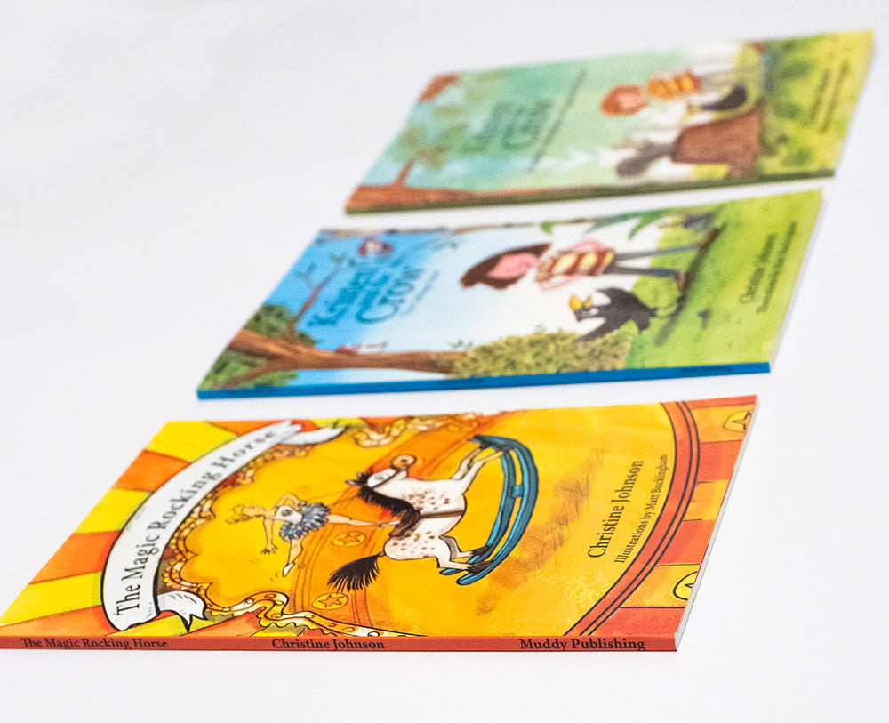 Children's book designers